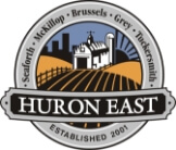Huron East Footer logo